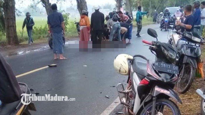 Geger Penemuan Jasad di Bangkalan, Dikira Kecelakaan Namun Polisi Ungkap Dugaan, ada Luka Bacok