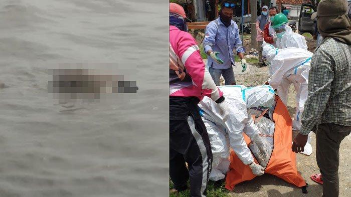 Hanyut di Bengawan Solo, Petani Tuban Ditemukan di Perairan Ujungpangkah Gresik, 3 Hari Menghilang