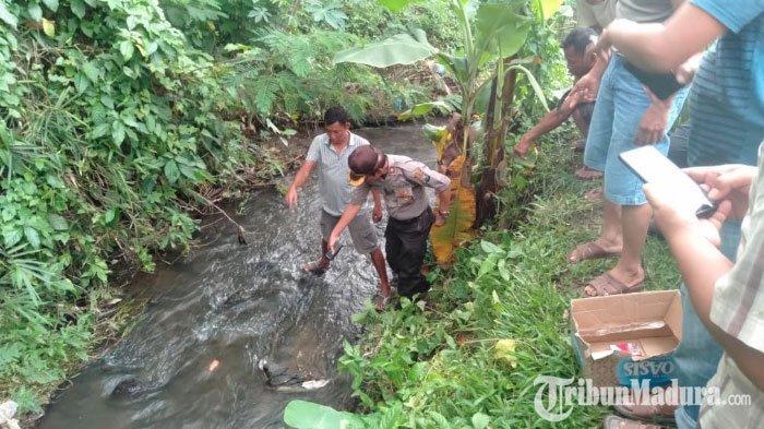 Habis Memancing Ikan,Pria Blitar Temukan Benda Aneh Muncul dari Sungai, Kaget setelah Mendekati