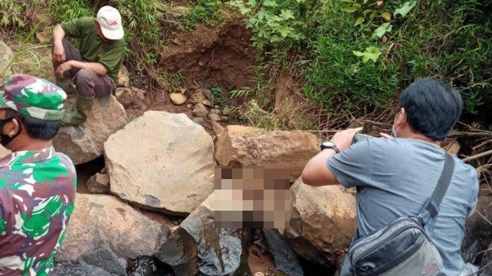 Tengkorak Ditemukan Warga di Bekas Longsoran Tanah, Diduga Korban Tragedi 4 Tahun yang Lalu