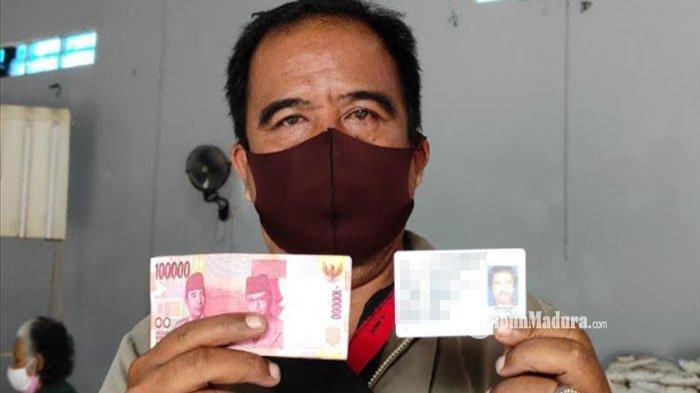 Program BST di Kota Blitar Kembali Disalurkan, Warga Penerima Senang: Uangnya Buat Beli Sembako
