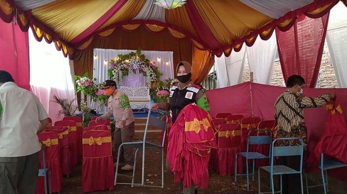 Kabupaten Trenggalek Masih Zona Merah Covid-19, Pesta Pernikahan Dilarang, Hanya Boleh Ijab Kabul