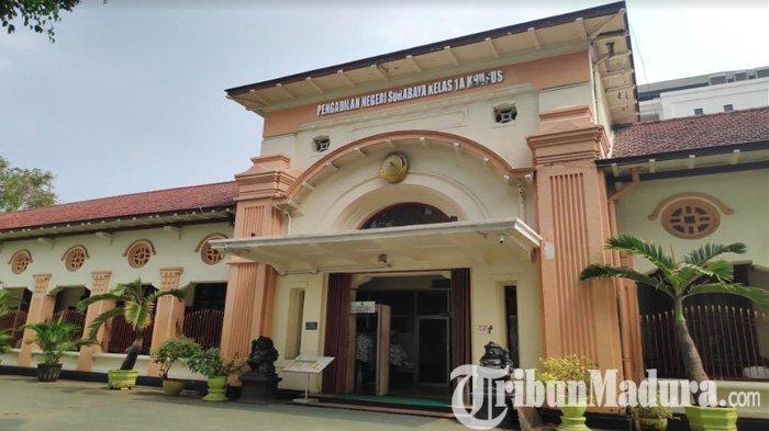 Operasional Perkantoran dan Layanan di Pengadilan Negeri Surabaya Ditutup, Ini Penyebabnya