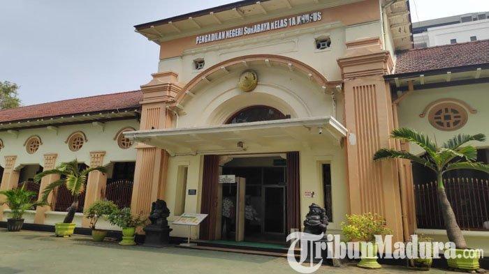 Dua PNS Diperiksa KPK Terkait Kasus Suap di Mahkamah Agung, Ini Sikap Pengadilan Negeri Surabaya