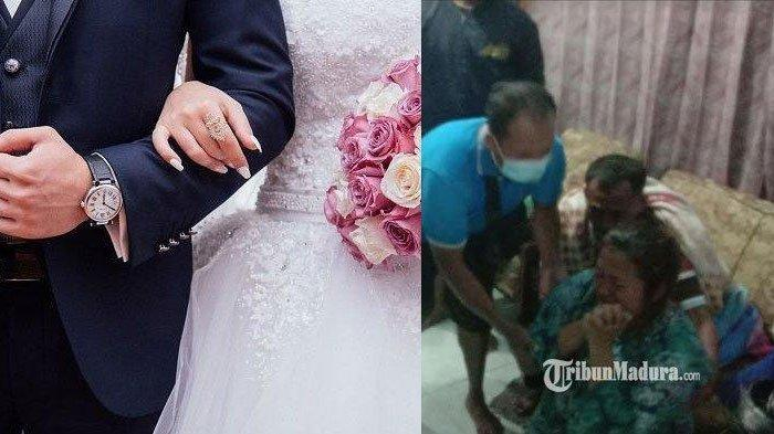 Tragedi Pilu Pengantin Baru Sebulan Nikah, Istri Berlinang Air Mata, Suami Menghilang Terbawa Arus