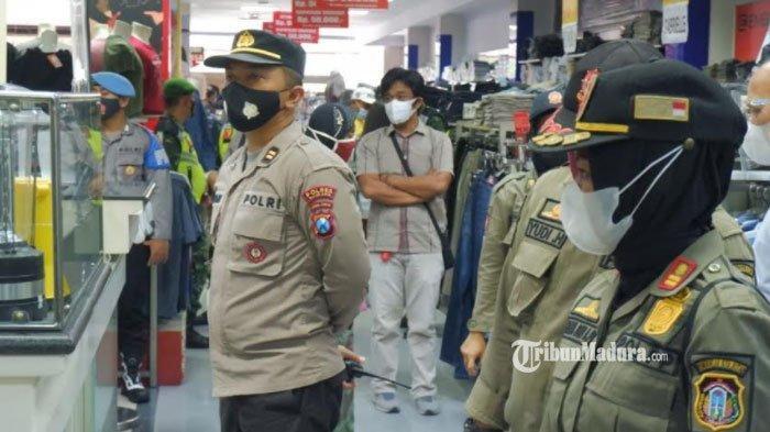 Tempat Perbelanjaan Diserbu Warga Jelang Lebaran, Pengelola Diimbau Atur Pembeli Agar Tak Berkerumun