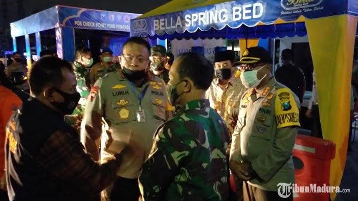 Pelanggar Aturan PSBB Surabaya, Sidoarjo & Gresik Diberi Imbauan hingga Teguran pada 3 Hari Pertama