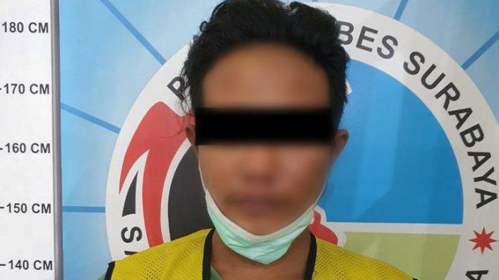 Pengedar Sabu asal Simo Diciduk Polisi, Cari Keuntungan 50 ribu Per Bungkusnya