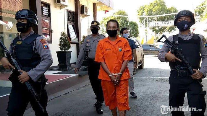 Tergiur Untung Jualan Sabu, PengedarSabu Lintas Kota Ditangkap Polisisaat Hendak Bertemu Klien