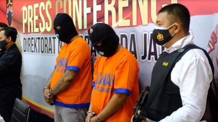 Ditresnarkoba Polda Jatim Buru Pengedar Sabu Jaringan Internasional yang Beroperasi di Kota Surabaya