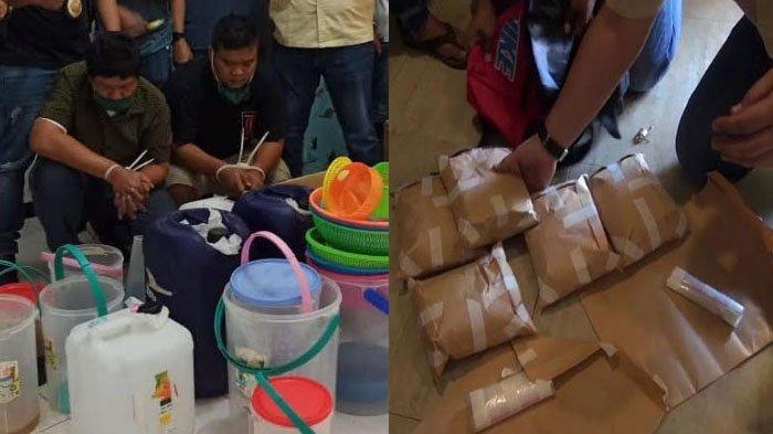 Home Industri Sabu di Semarang Produksi 5 Kg Dalam 2 Hari, Tergantung Pasokan Bahan dari Malaysia