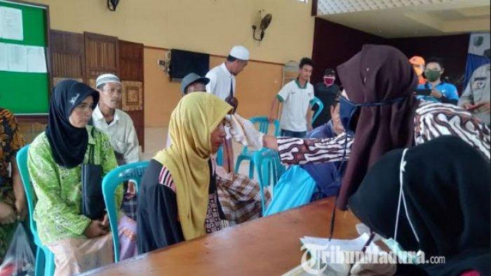 Satpol PP Sampang Amankan Gelandangan dan Pengemis yang Berasal dari Daerah Zona Merah Covid-19