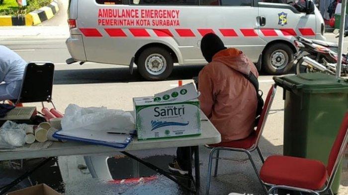 Pria Tulungagung Reaktif Covid-19 Nekat Masuk Surabaya, Dokter: Tak Perlu Swab Test di Kota Lain