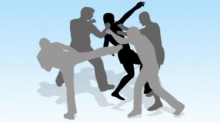 Halau Masuk Kota, Polisi Tulungagung Ditabrak Massa Perguruan Silat, Juga Pembawa Kaus Segoro Kidul