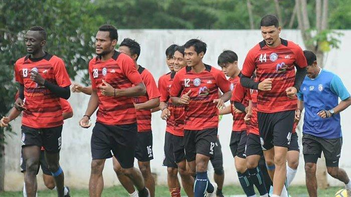 Latihan Perdana Arema FC Digelar di StadionGajayana pada Pekan ini, Dipimpin LangsungMario Gomez