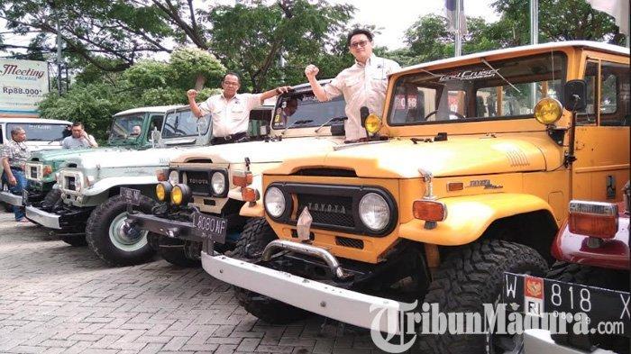 Ribuan Penggemar Toyota Land Cruiser Indonesia (TLCI) Akan Banjiri Kota Surabaya Lewat Jamnas