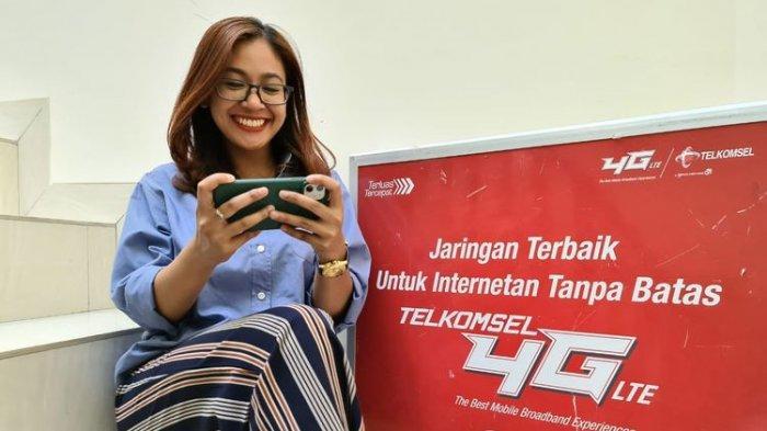 Promo Paket Internet Telkomsel 30 GB Rp 25 Ribu, Khusus Gamer, Aktifkan Kuota Murah 30 GB *363*123#