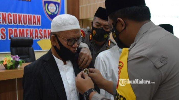 Pengukuhan Dai Kamtibmas, Diharapkan Bisa Bantu Polri Jaga Keamanan Masyarakat Pamekasan Madura