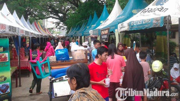 Car Free Day diArek Lancor Pamekasan Jadi Surga Pecinta Kuliner Khas Daerah