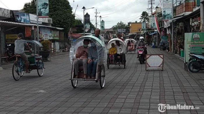 Jumlah PengunjungWsata Makam Bung KarnoBlitar Masih 30 Persen, Target Pendapatan Pengeloa Turun