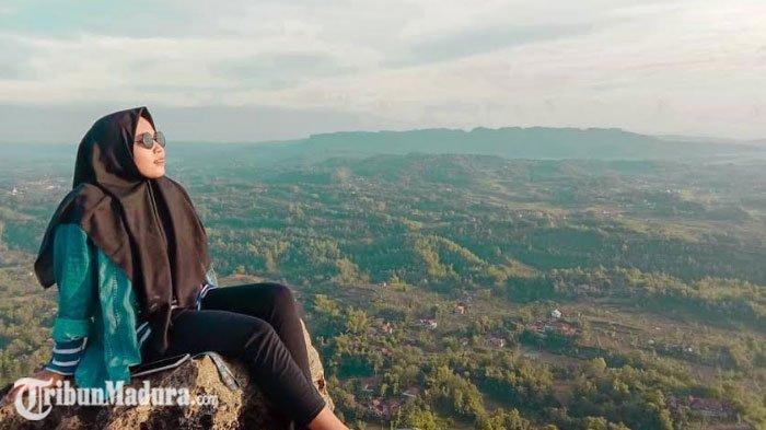 Bukit Sekaran Pamekasan Jadi Andalan Wisatawan Saat New Normal, Pengelola Diminta Membuat SOP