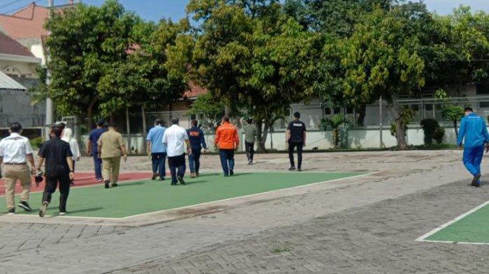 Rumah Sakit Lapangan Covid-19 Kota Malang Dilengkapi Fasilitas Gym, Hiburan hingga Jogging Track