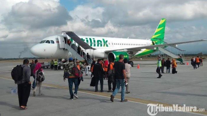 Maskapai Citilink Buka Kembali Jalur Penerbangan Denpasar-Banyuwangi, ini Jadwal Keberangkatannya