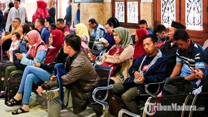 Musim Natal & Tahun Baru Ditetapkan Jadi 18 Hari, PT KAI Daop 8 Surabaya Tambah Jumlah Perjalanan KA