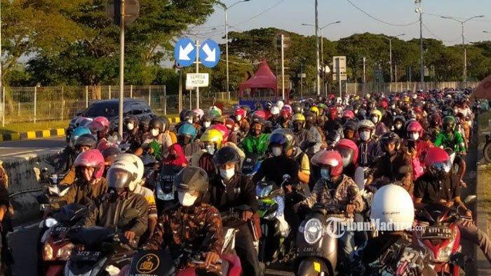 BERITA MADURA TERPOPULER HARI INI: Penganiayaan Warga Pamekasan hingga Situasi Jembatan Suramadu