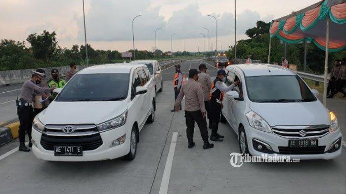 Penyekatan di Jawa Timur Berakhir pada 24 Mei 2021 Mendatang, Ribuan Kendaraan Dipaksa Putar Balik