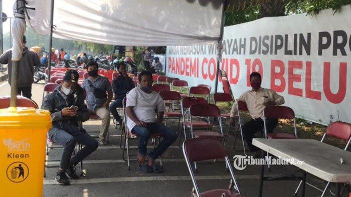 Buntut Kericuhan di Posko Penyekatan Suramadu, Pemkot Surabaya Tambah Penguatan Personel yang Siaga