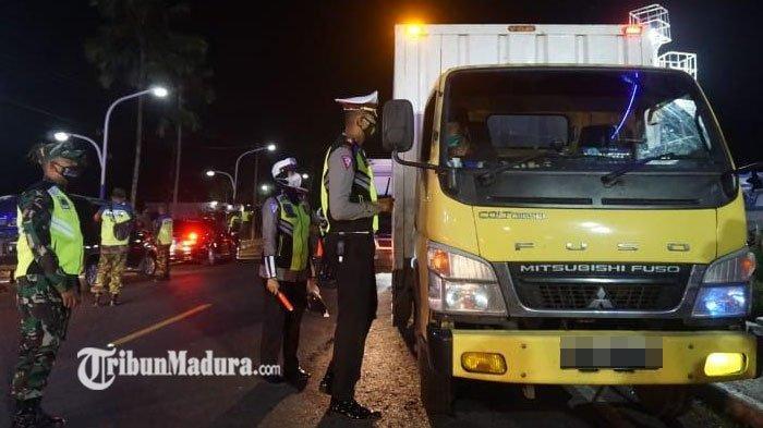 Beredar Info Jatim Ditutup Mulai 16 - 22 Juli 2021, Polres Bangkalan: Berjalan sejak PPKM Darurat