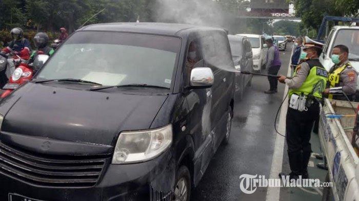 Tak Setuju Ada Lockdown Madura, FKUB Sumenep Dukung Langkah Pemkab Lakukan Penyemprotan Disinfektan