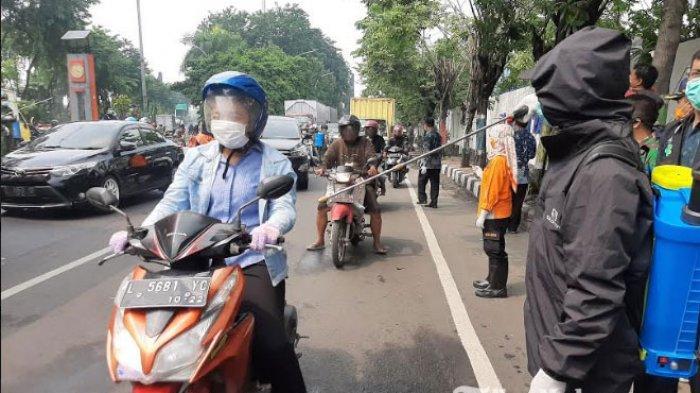 PSBB di Gresik, 4 Kecamatan yang Dekat dengan Perbatasan Kota Surabaya akan Dijaga Petugas Gabungan