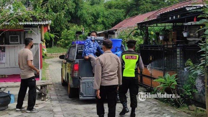 Perumahan di Ponorogo Ditinggal Penghuninya, Warga Pilih Mengungsi Karena Tetangga Positif Covid-19
