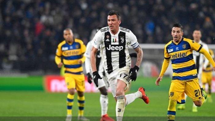 Juventus Vs Parma Hujan Gol, 2 Gol Cristiano Ronaldo Mubazir Gara-gara Aksi Gervinho di Injury Time