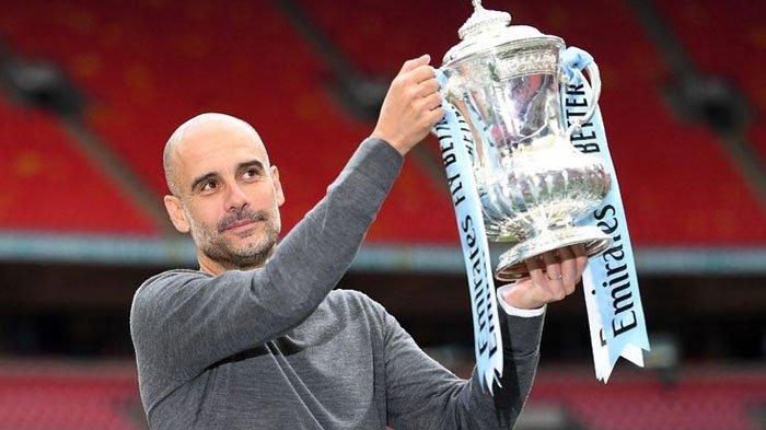 Juru Taktik Keturunan IndonesiaDikabarkan sedang Disiapkan Manchester City Jadi Pengganti Guardiola