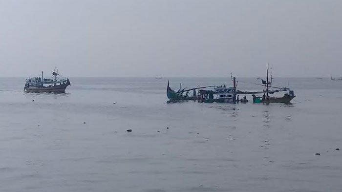 Perahu Nelayan di SampangBanyak Tenggelam,Dishub Ajukan Navigasi Apung untuk Dipasang di Perairan