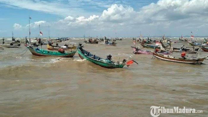 Gelombang Tinggi di Perairan Laut Tuban, BMKG Perkirakan Ketinggian hingga 7 Meter