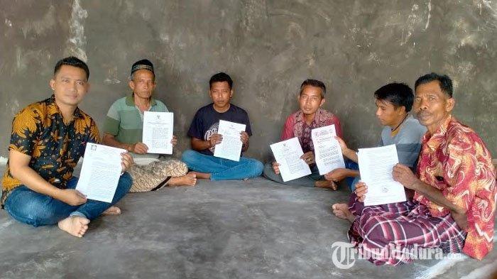 Tujuh Perangkat Desa Nyalabuh Daya Diberhentikan oleh Kades dan Akan Ajukan Gugatan ke PTUN Surabaya