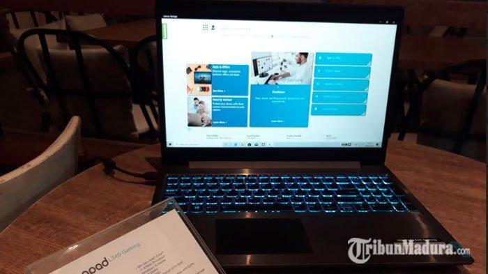 Lenovo IdeaPad L340 Gaming, Laptop Multitasking yang Bisa Dibuat Kerja dan Gaming