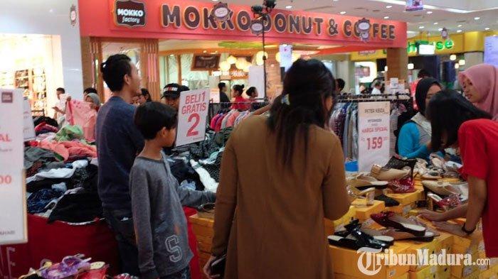 Pemkot Sediakan Alat Rapid Test Antigen untuk Pengunjung Pusat Perbelanjaan di Kota Malang