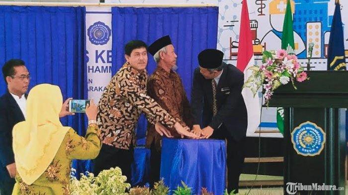 Universitas Muhammadiyah Gresik ResmikanFakultas Kesehatan, Jawab Tantangan Revolusi Industri 4.0