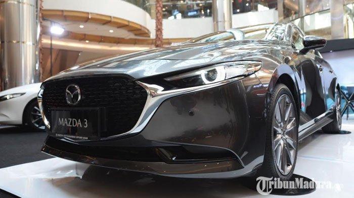 Spesifikasi & Keunggulan 2 Varian All New Mazda 3 Dibanding Mobil Lain, Simak Harga yang Ditawarkan