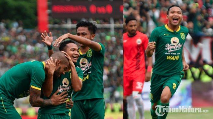 Persebaya Unggul Sementara dari Persija 3-1 di Final Piala Gubernur Jatim 2020