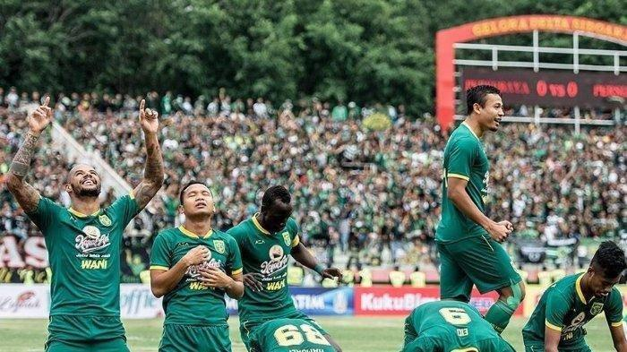 Virus Corona Hantui Sepak Bola Indonesia, Pelatih Persebaya Surabaya Ingatkan 3 Hal Ini Pada Pemain