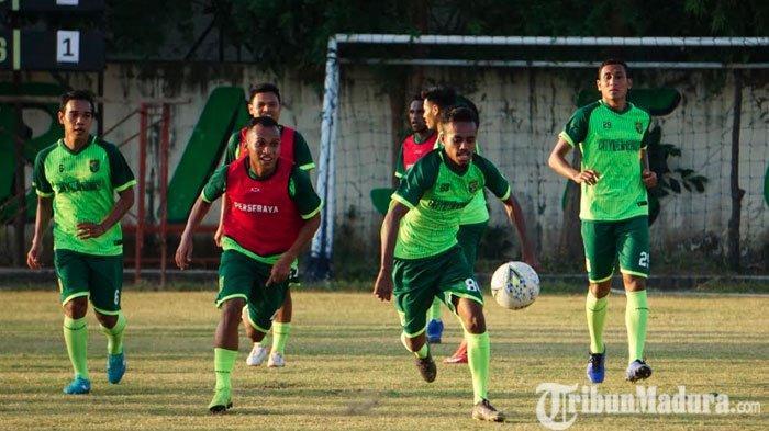 Persebaya Tak Ambil Official Training Jelang Kontra Arema FC, Lebih Pilih Berlatih di Kota Surabaya