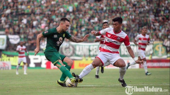 Harga Tiket LagaMadura UnitedVs Persebayadi Stadion Gelora Bangkalan Dipastikan Naik