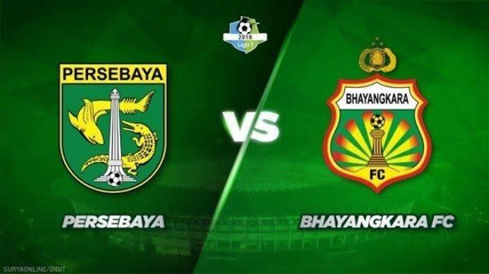 Persebaya Hancurkan Bhayangkara FC 4 Gol Tanpa Balas di GBT, Diwarnai Gol Bunuh Diri dan Brace David