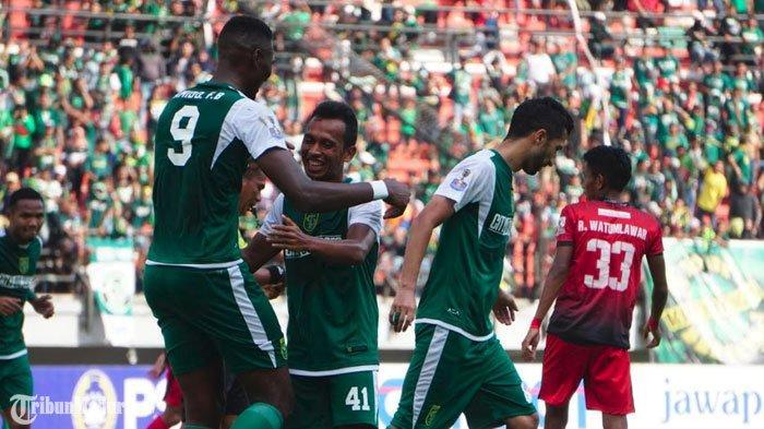 Hasil Akhir Laga Persebaya VsPersinga Ngawi, Bajul Ijo Pastikan Diri ke 16 Besar Piala Indonesia